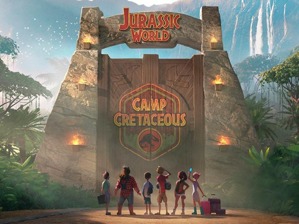 'Jurassic World: Camp Cretaceous'