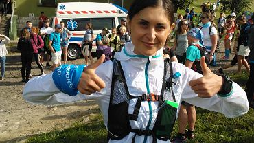 Sylwia Retmaniak - Maraton Gór Stołowych