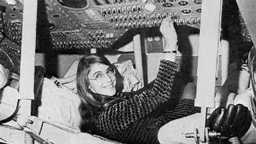 Margaret Hamilton w pracach nad projektem Apollo