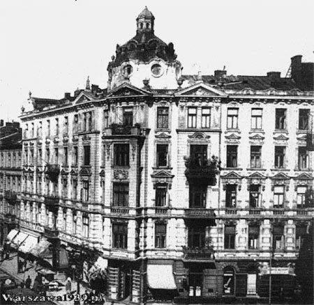 za portalem Warszawa1939
