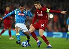 Liga Mistrzów. Liverpool wygrywa z Napoli, PSG lepsze od Crveny zvezdy. Piotr Zieliński i Arkadiusz Milik odpadają z LM!