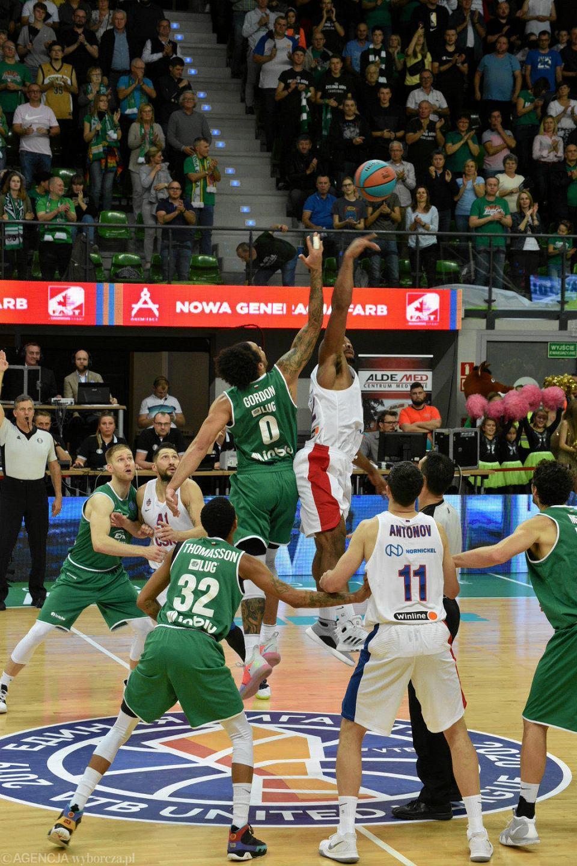 Zdjęcie numer 96 w galerii - Bez niespodzianek, CSKA dała Stelmetowi lekcję koszykówki [ZDJĘCIA]