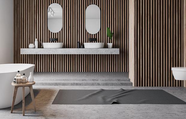 Antypoślizgowa mata łazienkowa - świetne rozwiązanie do małej łazienki