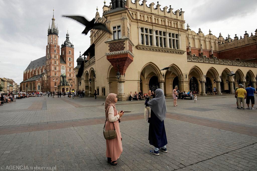 Muzułmanki w Krakowie (zdj. ilustracyjne)