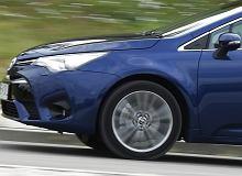 Zapomniany Avensis z nowym cennikiem
