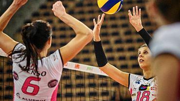 W ostatnim sezonie siatkarki z Bielska-Biała zajęły siódme miejsce