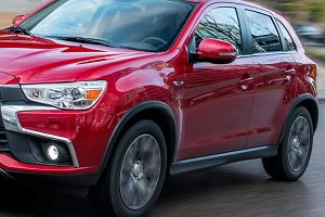 Mitsubishi ASX 1.6 MIVEC 2WD   Test   SUV do zadań zwyczajnych