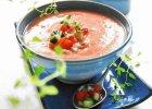 Klasyka hiszpańskiej kuchni. Gazpacho - aromatyczny i pikantny chłodnik