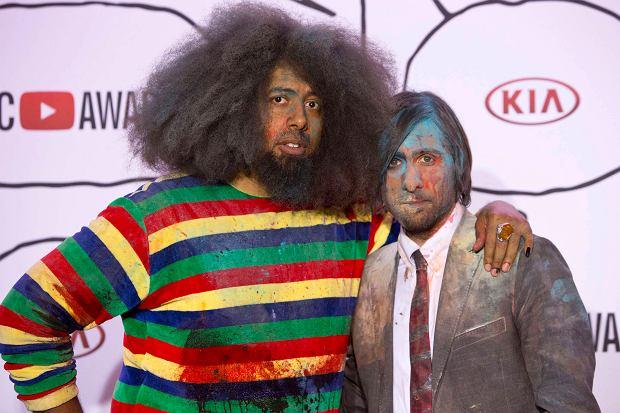 Reggie Watts i Jason Schwartzman