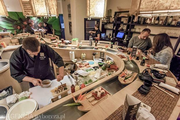 30.05.2014 Gdansk . Noc Restauracji . Fot. Dominik Sadowski / Agencja Gazeta