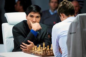 Magnus Carlsen znokautowany. Wesley So mistrzem świata w szachach losowych