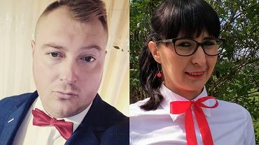Łukasz Sędrowski i Agata Rusak byli parą
