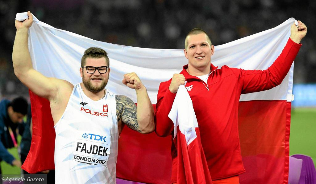 Rok temu na MŚ w Londynie Paweł Fajdek wziął złoto, a Wojciech Nowicki brąz. Czy w tym roku hierarchia się odwróci?