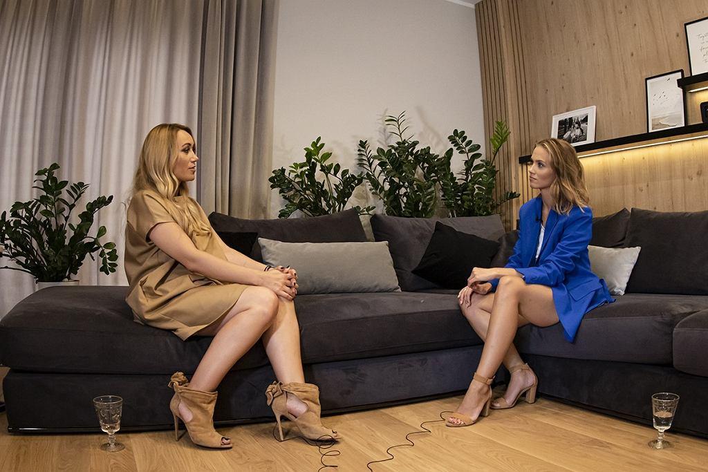 Agnieszka Kaczorowska rozmawia z ekspertką