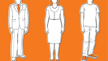 Dress code - recepta na sukces?