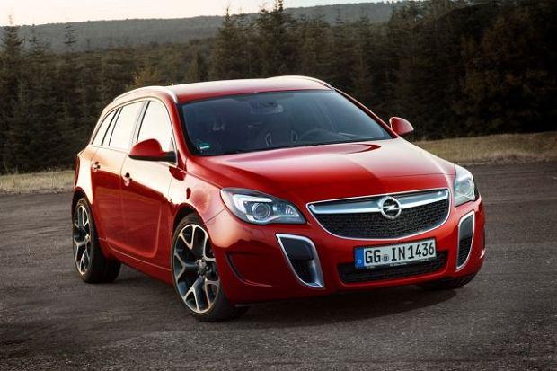 IAA Frankfurt 2013 - Opel Insignia OPC