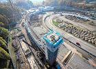 Stadion Olimpijski przechodzi lifting. Pióra indyka przywrócą mu dawny blask [ZDJĘCIA, WIDEO]