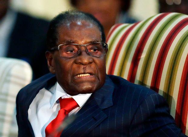 93-letni Robert Mugabe został odsunięty od władzy w listopadzie 2017 r. przez szefa armii i swoich partyjnych towarzyszy