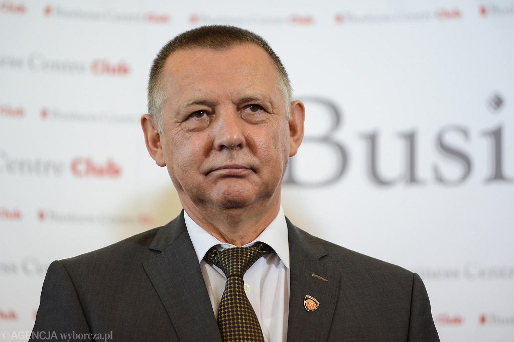 Marian Banaś, zdjęcie z końca czerwca 2019 r.