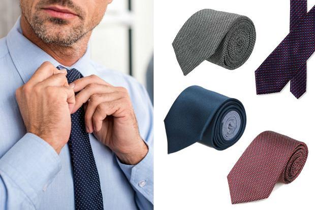 Kolaż / Krawaty / Materiały partnerów