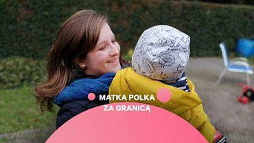 Matka Polka za granicą