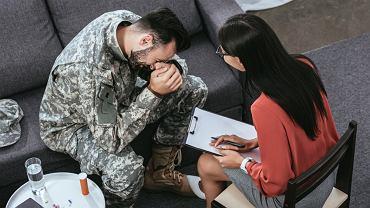 PTSD, czyli schorzenie, na które narażone są ofiary traumatycznych przeżyć. Zdjęcie ilustracyjne