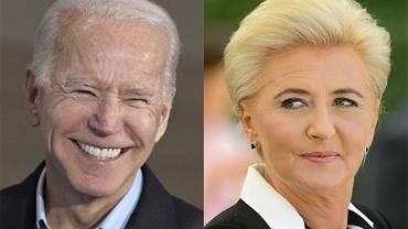 Joe Biden, Agata Duda