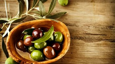 Oliwa z Włoch jest elementem diety śródziemnomorskiej