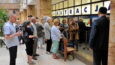 Przychodnia przy ul. Dobrzyńskiej będzie przyjmowała pacjentów w nocy od 1 sierpnia