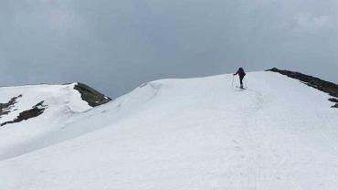Ski tour - droga na Trzydniowiański Wierch / Traseo.pl / Gregory