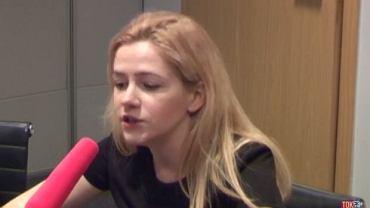 "Anna Gielewska ""Wprost"""