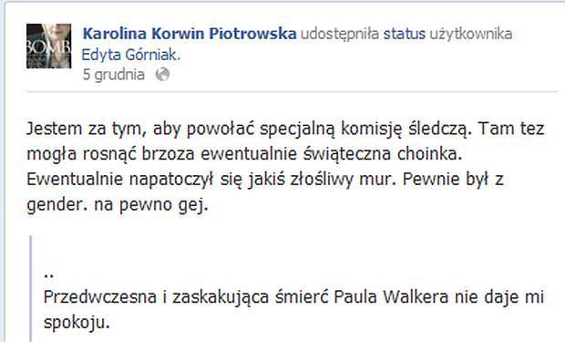 Edyta Górniak.