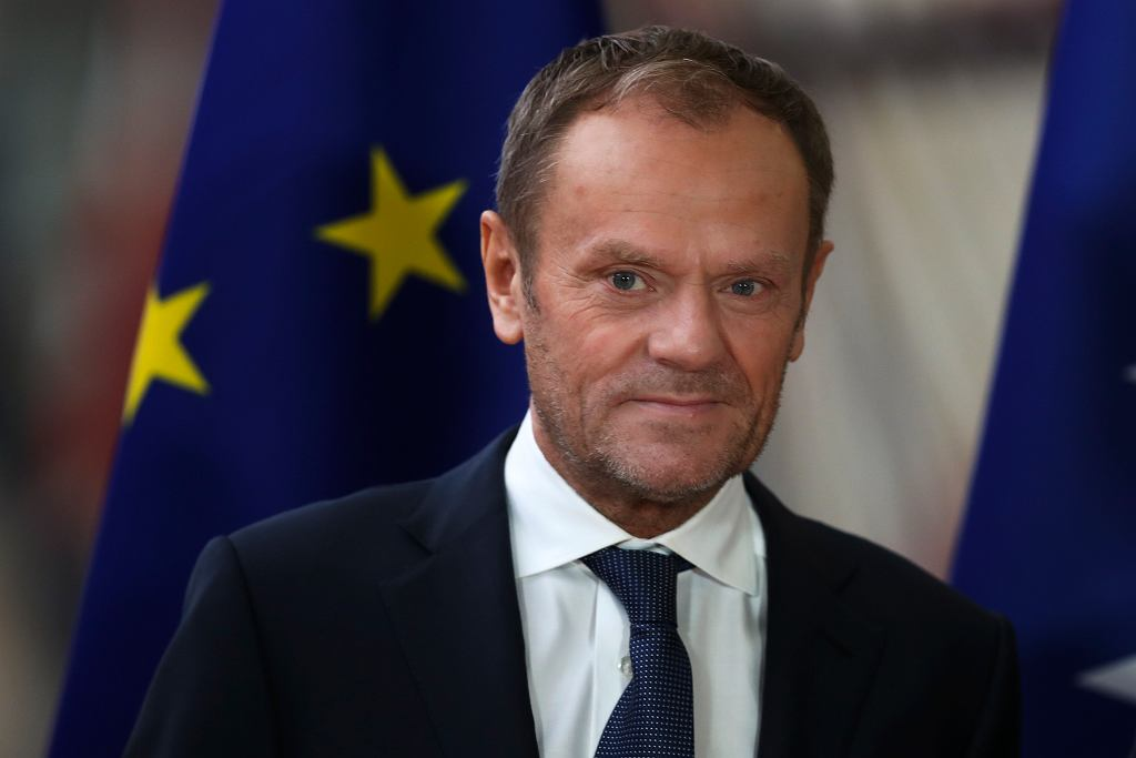 Brexit. Donald Tusk