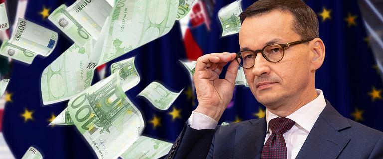 """Polska przegra unijny budżet? """"Zaczęli nas klepać po plecach, ale to nie będzie miłe"""""""