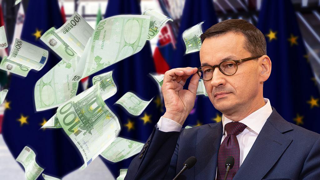 Trwają negocjacje ws. budżet UE. (Zdjęcia ilustracyjne)