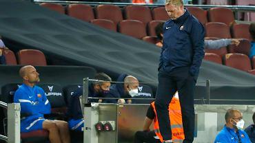 Barcelona bliska kompromitacji. Koeman wprost o piłkarzach.