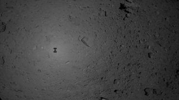 Sonda Hayabusa 2 na tle planetoidy Ryugu