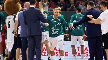 Łukasz Koszarek, koszykarz Legii Warszawa