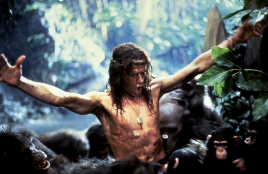 Greystoke: Legenda Tarzana / mat. promocyjne