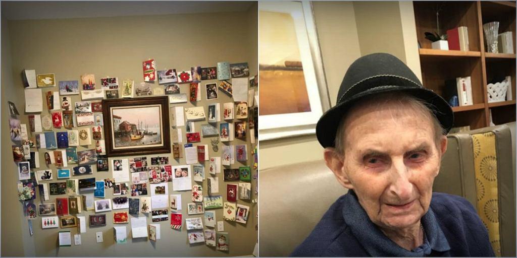 89-letni Jim cierpi na demencję