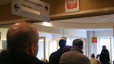 Rejestracja pojazdu (zdjęcie ilustracyjne)