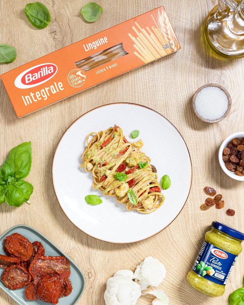 Barilla pasta makaron linguine