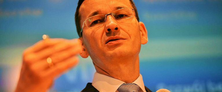 Ekspert: Likwidacja OFE to podatek Morawieckiego, odpowiedź na