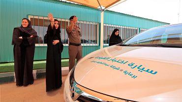 Arabia Saudyjska zaczęła wydawać kobietom prawa jazdy