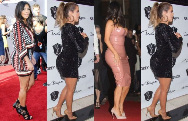 Kim Kardashian i Khloe Kardashian