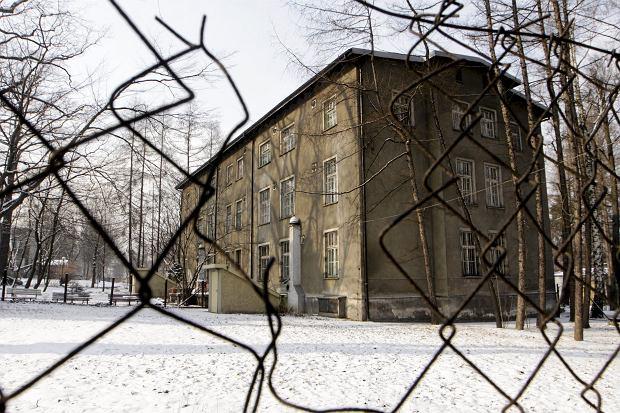 Szpital psychiatryczny w Rybniku (fot. Dominik Gajda / Agencja Gazeta)