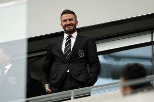 Kłopoty Davida Beckhama. Policja przerwała jego urlop na luksusowym jachcie