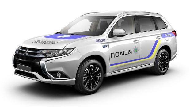 Mitsubishi Outlander PHEV Ukraina