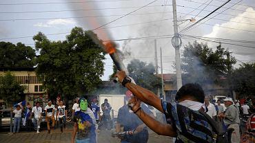 Zamieszki w Nikaragui, lipiec 2018