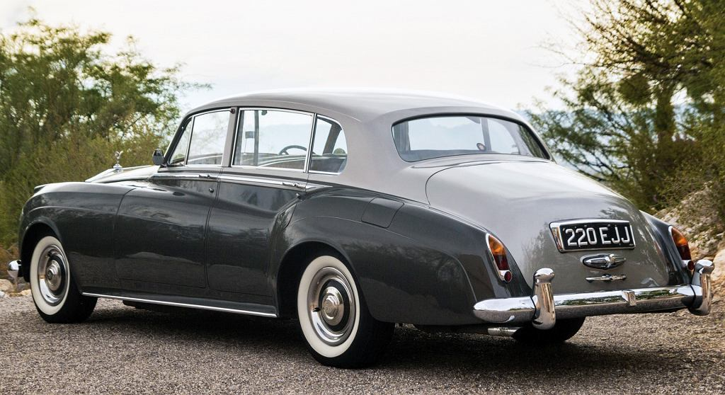 Rolls-Royce Silver Cloud LWB Saloon 1959